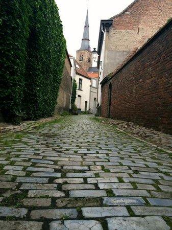 bruge streets